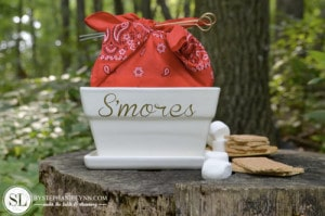 Fun And Easy Recipes For Kids & Adults: Tabletop S'mores