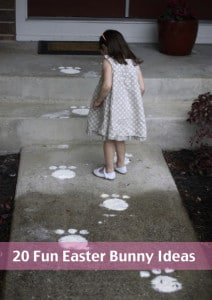 20 Fun DIY Easter Bunny Ideas
