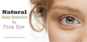 5 Natural Remedies For Pink Eye Infection