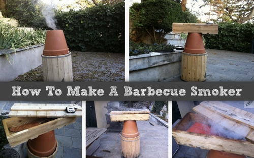 How To Make A Barbecue Smoker