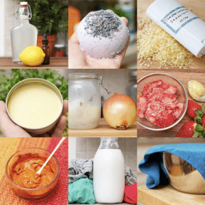 215+ Home Remedies, Natural Beauty Recipes and DIY Household Products