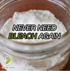 100% Natural And Just As Effective As Bleach Alternative