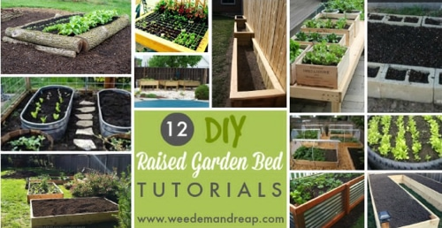 12-Raised-Garden-Bed-Tutorials