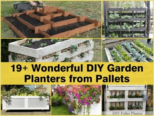 19-Wonderful-DIY-Garden-Planters-From-Pallets