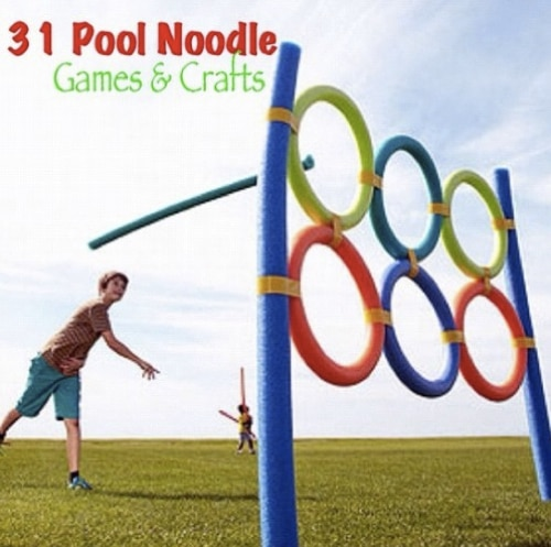 31-Games-And-Crafts-Using-Pool-Noodles