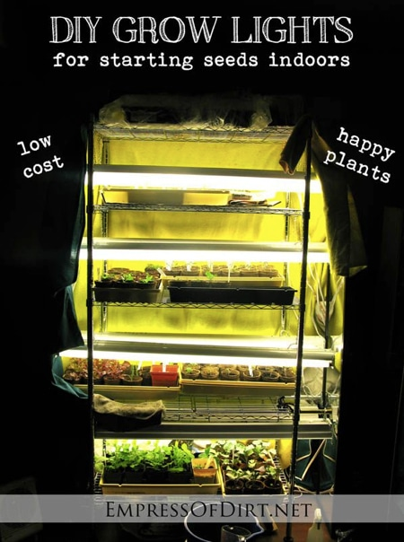 DIY-Grow-Lights-For Starting-Seeds-Indoors