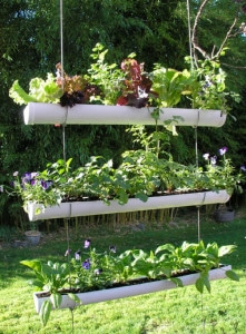 How To Make A Hanging Vertical Garden