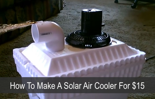 How-To-Make-A-Solar-Air-Cooer-For-$15