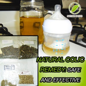 Natural Colic Relief For Babies