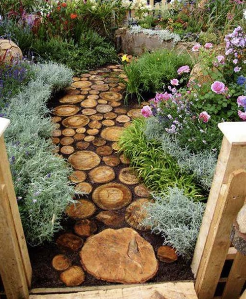 30 Unique Garden Design Ideas: 744 Free DIY Backyard Project Plans