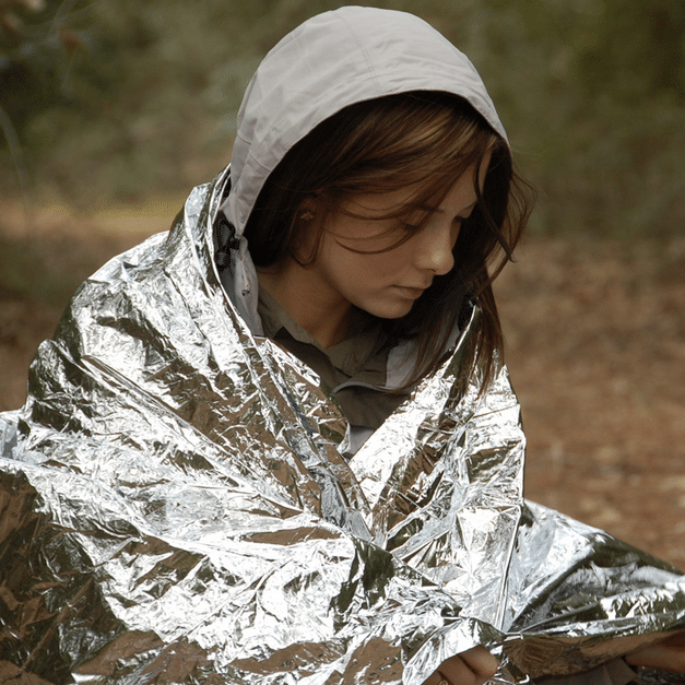 50 Uses For A Mylar Emergency Blanket
