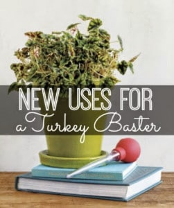 6 New Uses For A Turkey Baster