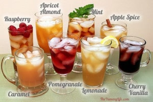 8 Flavored & Healthy Iced Tea Recipes