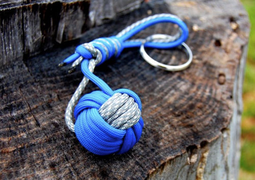 How To Make A Paracord Monkey Fist