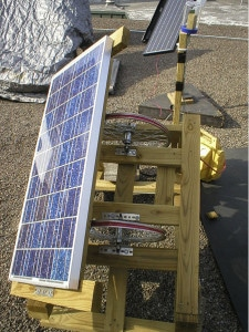 How To Make An Inexpensive Sun Tracker To Maximize Solar Panel Efficiency
