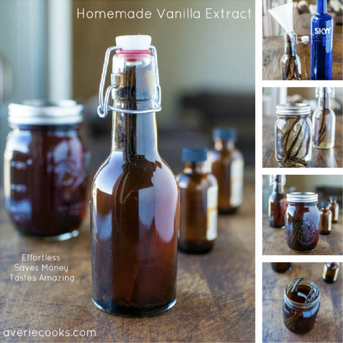 How To Make Homemade Vanilla Extract | Homestead & Survival