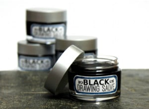 How To Make Natural Black Drawing Salve