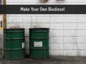 How To Make Your Own Biodiesel
