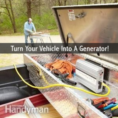How-To-Turn-Your-Vehicle-Into-A-Portable-Generator