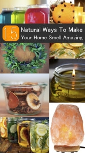 15 Natural Ways To Make Your Home Smell Amazing