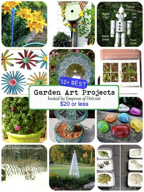 12 Garden Design Projects Under $20