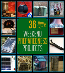 36 More Weekend Survival And Preparedness Projects