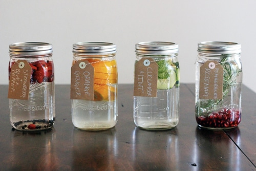 Homemade Vodka Infusions