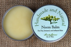 How To Make Healing Neem Balm Treatment For Psoriasis And Eczema