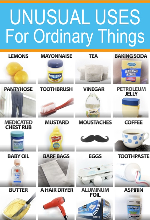 Unusual-Uses-For-24-Ordinary-Things