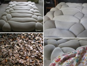 DIY No-Sew Natural Organic Mattress