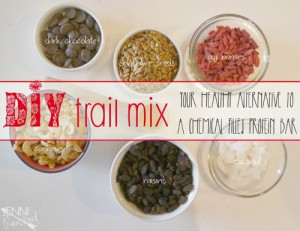 Easy Trail Mix Recipe
