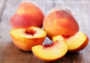 Fast And Easy Peach Freezer Jam Recipe