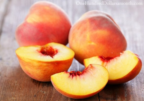 Fast-And-Easy-Peach-Freezer-Jam