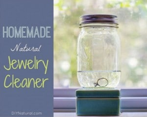 Homemade Natural Jewelry Cleaner