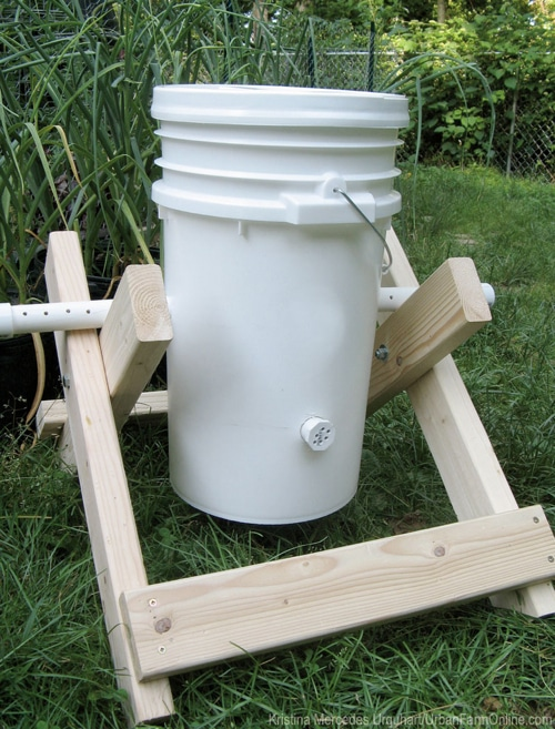 How-To-Build-A-Compost-Tumbler-Barrel