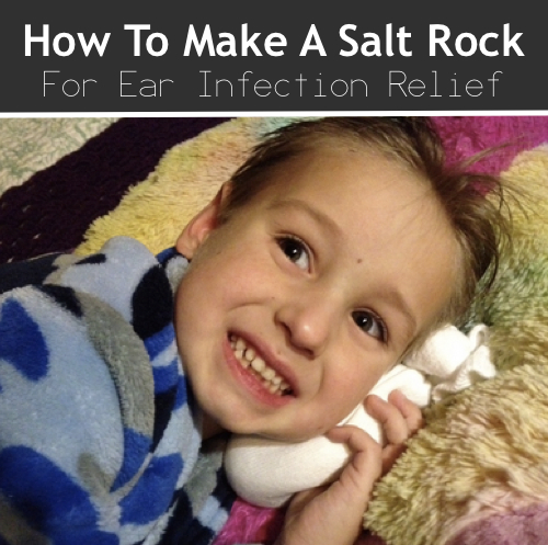 How To Make A Salt Sock For Natural Ear Infection Pain Relief