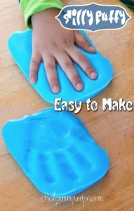 How To Make Homemade Silly Putty