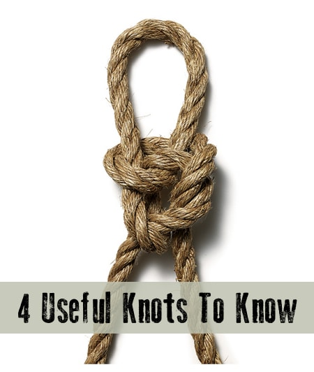 How-To-Tie-4-Useful-Knots
