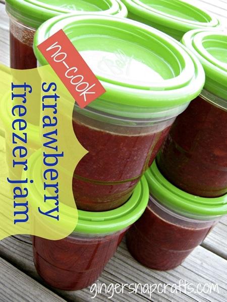 No-Cook-Strawberry-Freezer-Jam