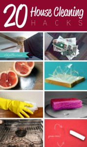 20 House Cleaning Hacks That Will Forever Change How You Clean Your House