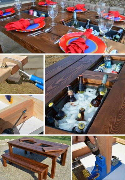 DIY-Patio-Table-With-Built-In-Drink-Cooler