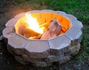 How To Build A Simple DIY Fire Pit