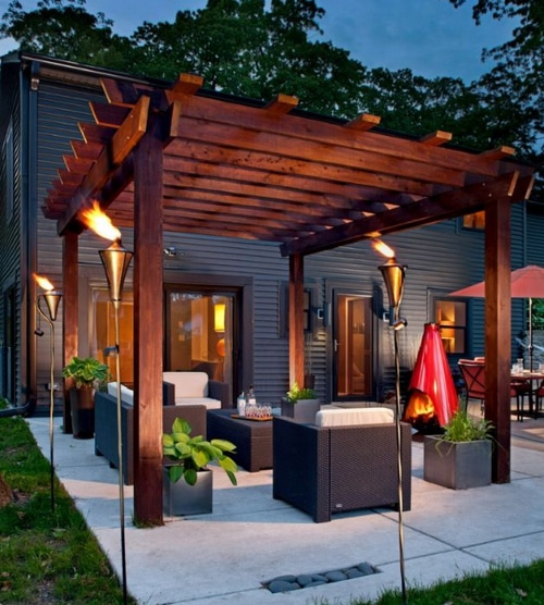 How To Build The Perfect Pergola