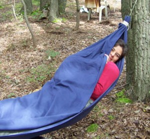 How To Make A Bed Sheet Hammock