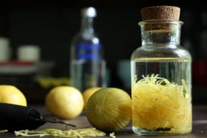 How To Make Lemon Extract
