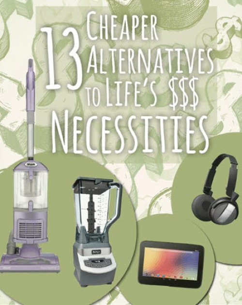 13-Cheap-Alternatives-To-Lifes-Expensive=Necessities