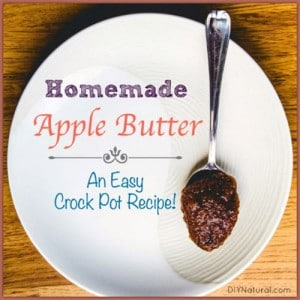 A Delicious Apple Butter Recipe For Your Crockpot