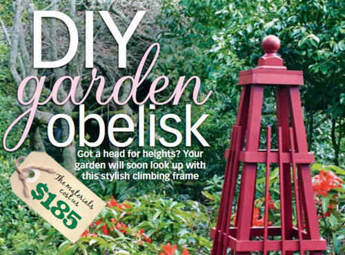 Garden Design With DIY Garden Obelisk Homestead Uamp Survival With Raised  Garden Bed Designs From Homesteadandsurvival
