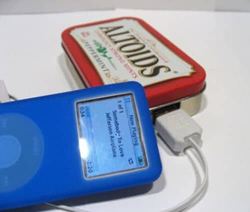 DIY Solar Altoids USB Charger Tutorial