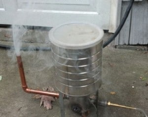 How To Build A Cold Smoke Generator For Smoking Meats